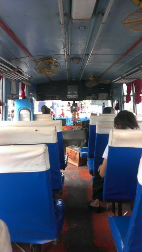 local Bus in Thailand - die bessere Wahl