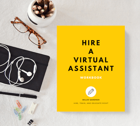 Learn how to find, hire, and train a virtual assistant for your business.