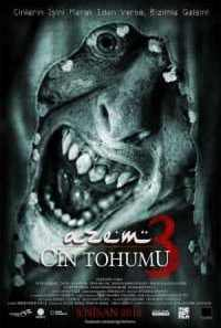 Download Azem 3 Cin Tohumu (2016) UNCUT Dual Audio {Hindi-Turkish} Movie
