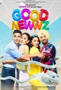 Download Good Newwz (2019) Hindi Movie