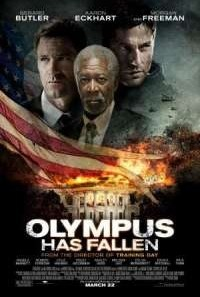 Download Olympus Has Fallen (2013) Dual Audio {Hindi-English} Movie