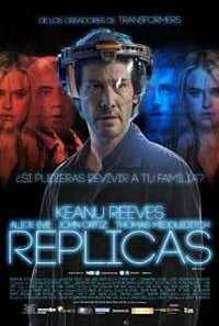 Download Replicas (2018) Dual Audio [Hindi – English] Movie