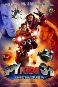 Download Spy Kids 3-D: Game Over (2003) Dual Audio {Hindi-English} Movie