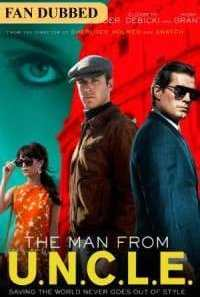 Download The Man from U.N.C.L.E. (2015) Dual Audio {Hindi-English} Movie