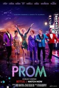 Download The Prom (2020) Dual Audio {Hindi-English} Movie
