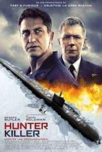 Download Hunter Killer (2018) Dual Audio {Hindi-English} Movie