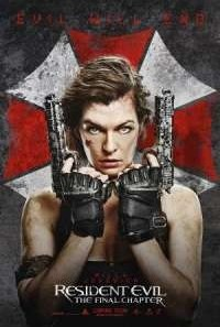 Download Resident Evil: The Final Chapter (2016) Dual Audio {Hindi-English} Movie