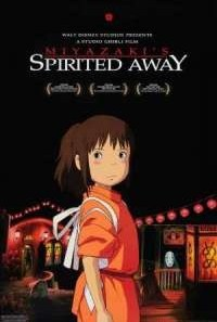 Download Spirited Away (2001) Dual Audio {Hindi-English} Movie