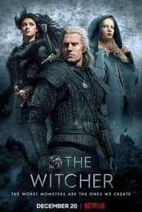 Download The Witcher (2019) S01 Dual Audio {Hindi-English} NetFlix WEB Series