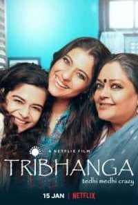 Download Tribhanga (2021) Hindi Movie