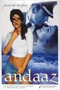 Download Andaaz (2003) Hindi Movie