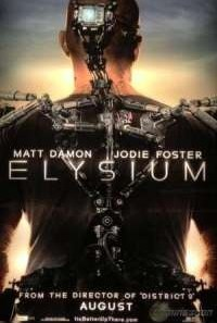 Download Elysium (2013) Dual Audio {Hindi-English} Movie