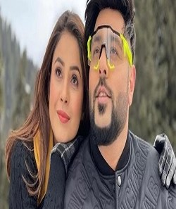 Badshah New Song out with Shahnaz Gill,Romance in Kashmir valley_Pic Credit Google