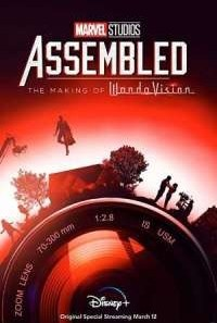 Download Marvel Studios: Assembled (2021) S01 English WEB Series