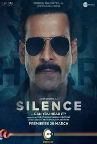 Download Silence: Can You Hear It (2021) Hindi Movie