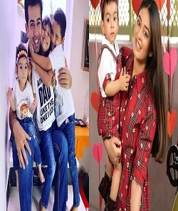 Mahhi Vij - Jai Bhanushali Left Adopted Children After Birth Of Their Daughter? Actress Told The Truth_Pic Credit Google