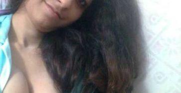 Mumbai College Girls ke Gore Desi Boobs