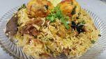 Dum Egg Biryani