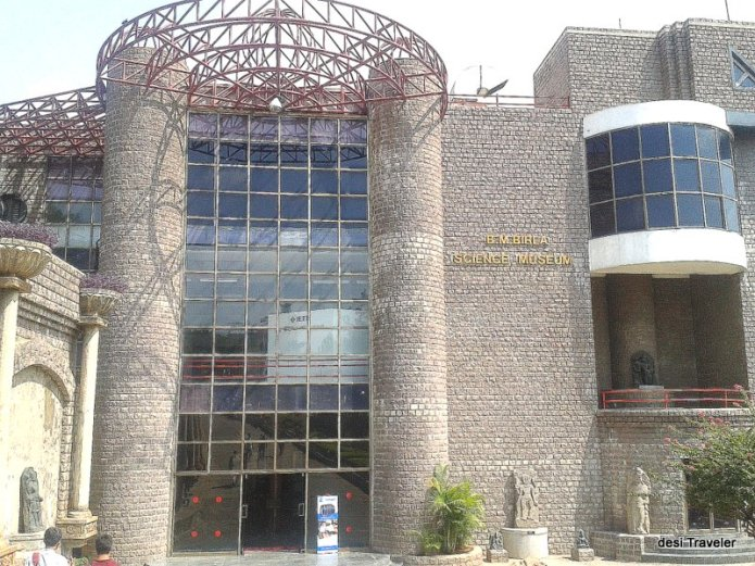 Entry to Birla Science Museum and Planetarium Hyderabad