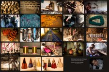 The A to Z  Story OF Making Of A Pochampally Ikat Sari in Pictures