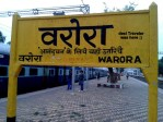 A Railway Station Called Warora