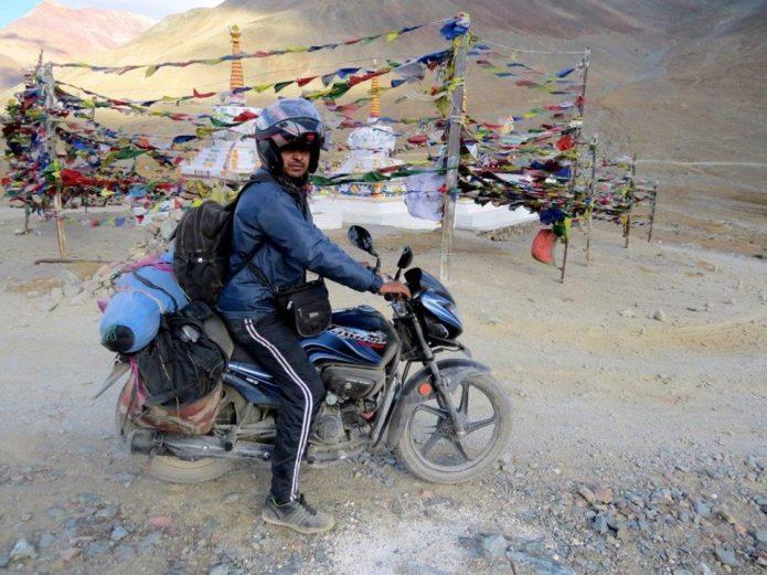 Manu Prakash Tyagi top Hindi Travel Blogger 2016