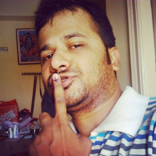 Sudheendra Srinivasan #verdict2014