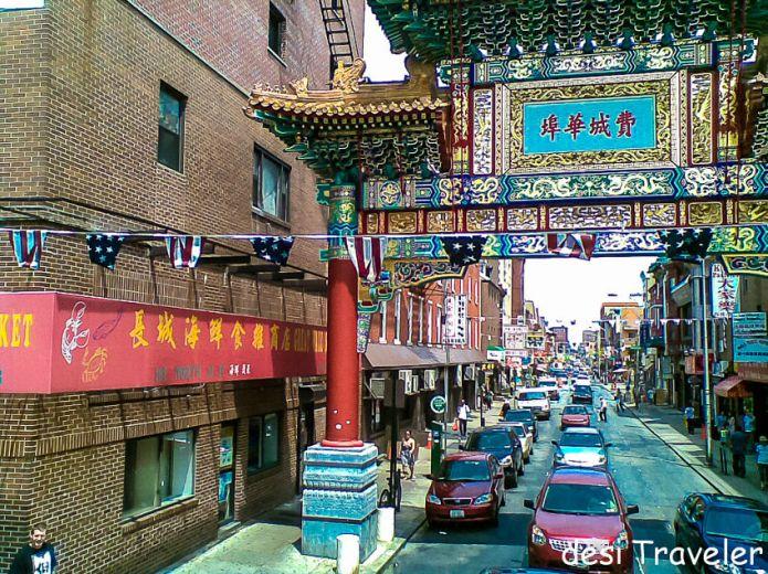 Philadelphia Chinatown tour