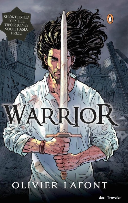 Warrior by Olvier Lafont