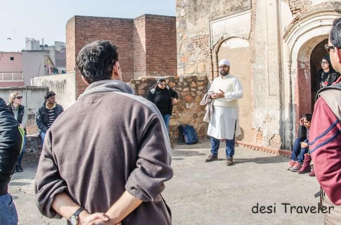 Vikramjit Singh Rooprai Delhi heritage