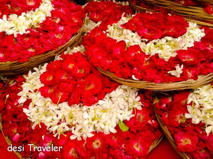 Ajmer Sharif Dargah rose flowers chadar