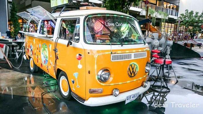 Volkswagen Kombi thailand