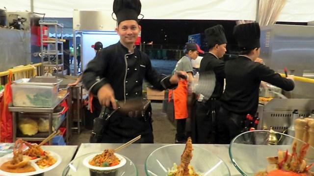 Chinese Chef Singapore