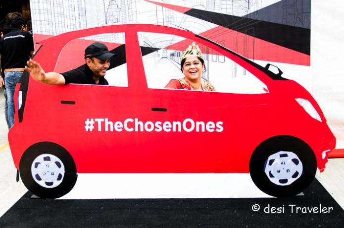 Tata Nano #TheChosenOnes