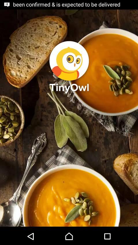 TinyOwl food ordering app (9)