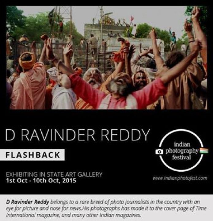 D Ravinder Reddy
