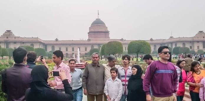 Mughal Gardens photo