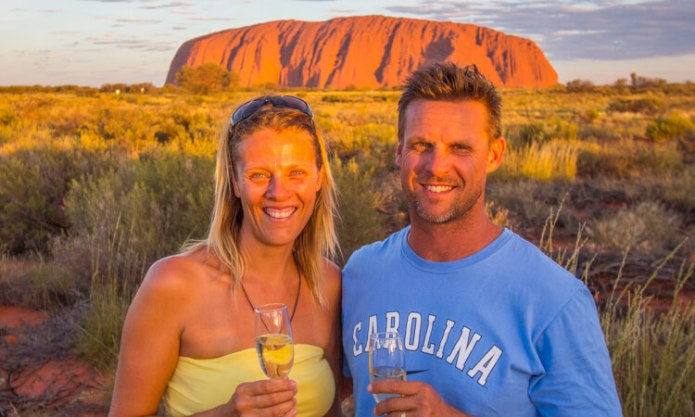 Caz and Craig Makepeace Y travel blog