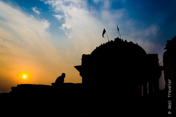 Harshat Mata Temple Chand Baori Abhaneri (1)