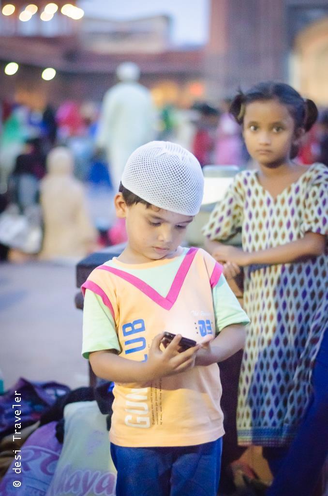 Jama Masjid Delhi Ramazan Walk (24)
