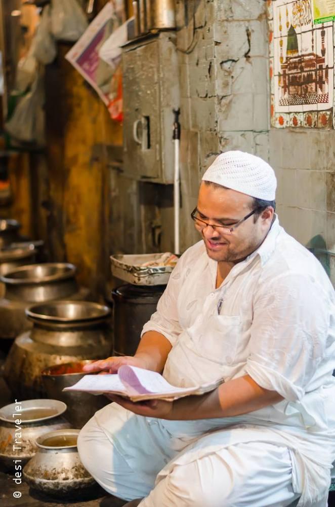 Jama Masjid Delhi Ramazan Walk - Non-Vegetarian Food hotel