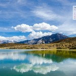 September 2016 Calendar Desktop Wallpaper – Dhankar Lake Spiti