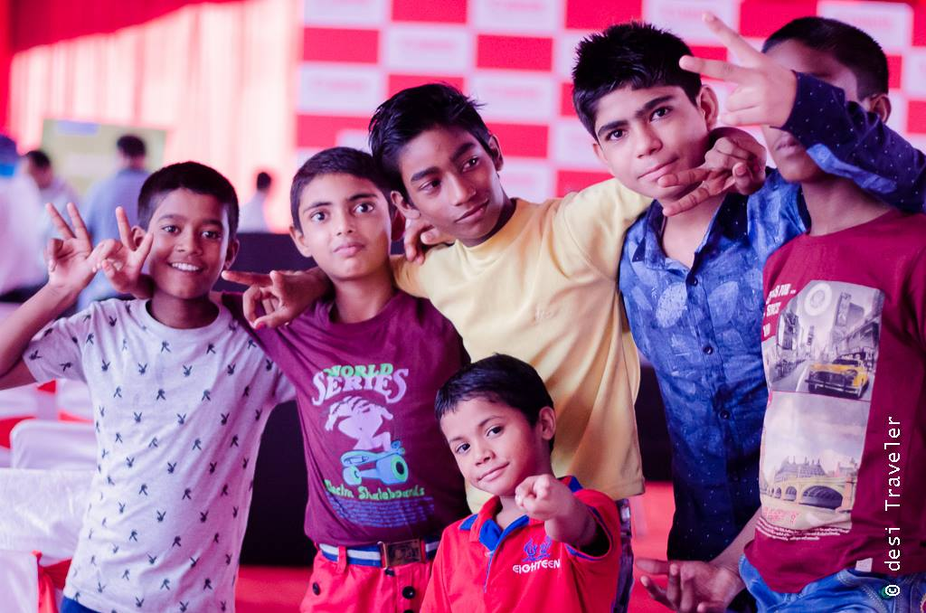 Support A Life - Canon India CSR with SOS Children's ...