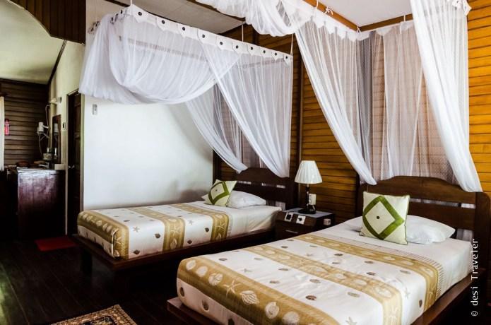 Room Raja Ampat Dive Lodge Indonesia