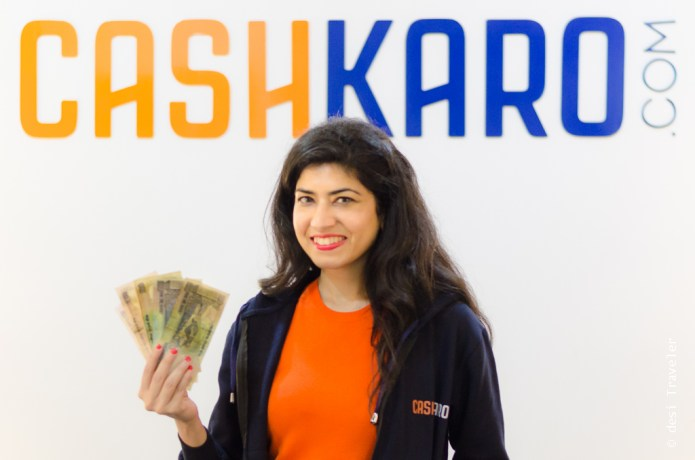 Swati Bhargav Co-Founder CashKaro