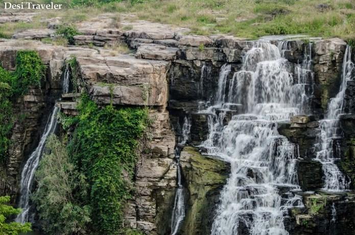 Ethipothala Waterfall Telangana