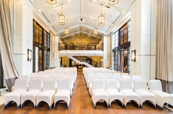 Banquet Hall Plaza Athenee Bangkok