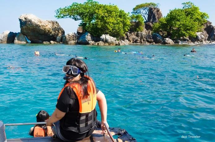 Manjulika Pramod Travel Blogger