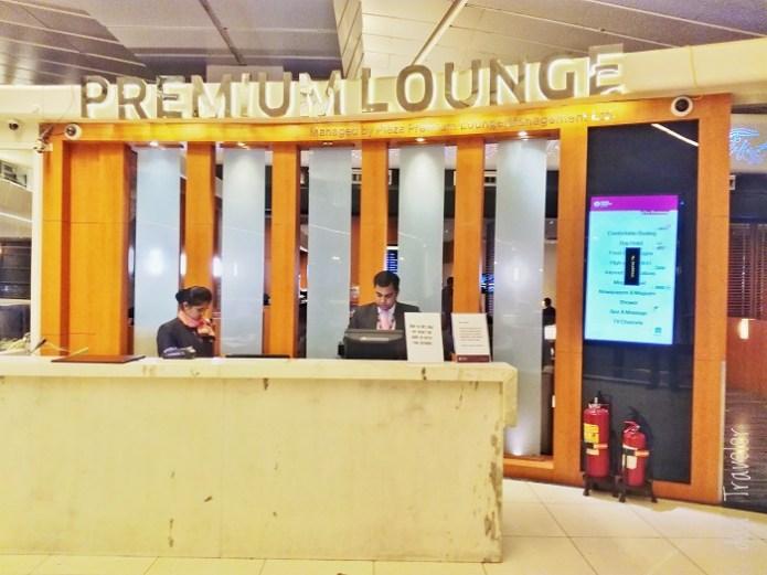 Premium Lounge T3 Delhi Airport