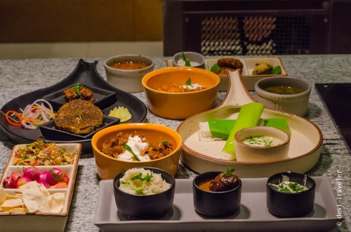 Food review Novotel Chennai OMR